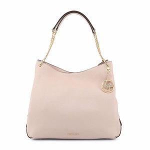 Michael Kors Women's Lillie Leather Shoulder Bag